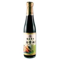【西螺瑞春醬油】白醬油(420ml/瓶)