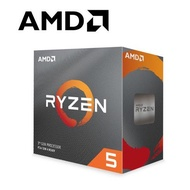 AMD Ryzen R5-3600X 處理器 6核12緒 AM4 內含風扇 無內顯 中央處理器 CPU R5-3600