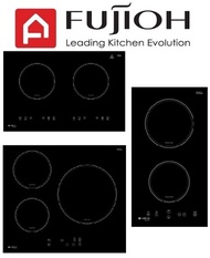 FUJIOH FH-ID5125/FH-ID5120/FH-ID5130 2/3 ZONE INDUCTION HOB WITH TOUCH CONTROL