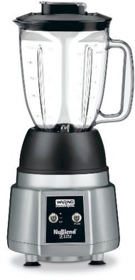 Waring Commercial BB190 NuBlend 3/4 HP Elite Commercial Blender with 44-Ounce Polycarbonate Containe