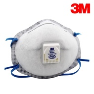 【3M】8577_P95等級呼吸閥活性碳口罩(頭戴式)10個/盒
