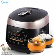 LAHOME Midea WQS50F3 Intelligent Household Electric Pressure Cooker Genuine Reservation Double Liner 5L Pressure Cooker Cooker