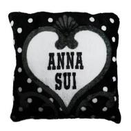 【ANNA SUI 安娜蘇】法蘭絨抱枕被
