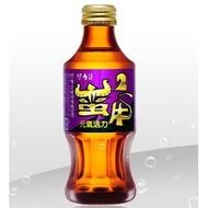 【宅配】保力達蠻牛2提神飲料200ml-葡萄口味 (24入)