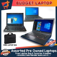 ASSORTED Pre-owned / Used / Second hand Laptop | Second hand Computer | DualCore, i3, i5, i7 |TTREND