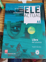 Ele Actual: Libro Del Alumno + Cds A1 - New Edition (二手)