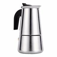 Moka กาแฟเอสเปรสโซ่เครื่องหม้อทำอาหารเครื่องมือที่กรองกาแฟ Latte เปียโน Cottura Filtro Coffee เครื่องเครื่องชงกาแฟ