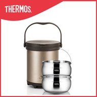 Thermos® TCRA-6000 6.0L  Shuttle Chef® Thermal Cooker (Gold)