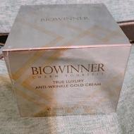 biowinner極緻黃金抗皺霜