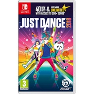 Just Dance 2018 (Nintendo Switch) (輸入版) (英文版)