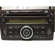 NISSAN原廠CD/MP3主機LIVINA音響主機(全新)