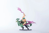 One Piece Anime Roronoa Zoro 1/8 Scale Anime Figure  18cm