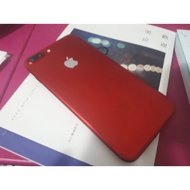iPhone 7 Plus 紅色二手機