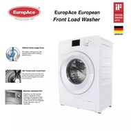 EuropAce 7Kg Front Load Washer EFW5700S