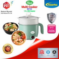 My Choice 1.0L Multi Cooker Noodle Cooker with Stainless Steel Pot (MC165)