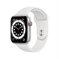 (限時下殺) Apple Watch S6 44mm 鋁金屬錶殼配運動錶帶(GPS)