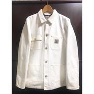 carhartt wip 外套(白色厚款)