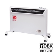 ☆現貨供應 北方ΩDBK 浴室、室內兩用 對流式電暖器 BK1200