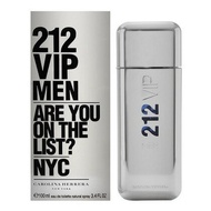 Carolina Herrera 212 MEN 男性淡香水 100ml