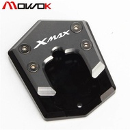 XMAX125/250 xmax300 foot support bracket large seat side support pad modification parts ——(titanium black)