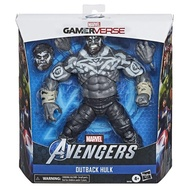 ☆勳寶玩具舖【現貨】孩之寶 Hasbro 漫威 Marvel 6吋傳奇人物系列-BAF 電玩浩克 Hulk