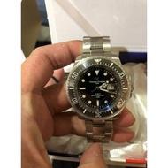 Valentino coupeau 范倫鐵諾 黑水鬼 手錶