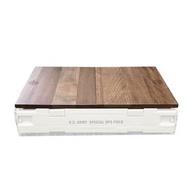 【大山野營】新店桃園 Campingbar CAMP-6-1 原木兩片式桌板 收納箱專用 木桌板 折疊側開收納箱適用 露營 野餐