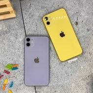 iphone 11 64g/128g 紫色/綠色/黃色/白色/黑色/紅色