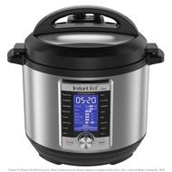 Instant Pot Ultra 10-in-1 Electric Pressure Cooker, Slow Cooker, Rice Cooker, Steamer, Saute, Yogurt Maker, Cake Maker, Egg Cooker, Sterilizer, and Warmer 6 Quart 16 One-Touch Programs