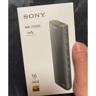 新品 Sony NW-ZX505 16GB 同NW-ZX507 隨身聽 隨身播放器 ZX300A 升級款 可面交