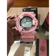 G SHOCK FROGMAN GF 8250K 4AJR PINK ICERC DOLPHIN AND WHALE