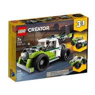 31103【LEGO 樂高積木】創意大師Creator系列-火箭卡車