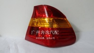 適配寶馬3系E46 318I 320I 325I 316I 紅黃 外尾燈02-04款