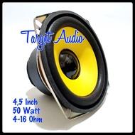 Speaker Subwoofer 4.5 inch Marcopolo Mc 510w Double Magnet