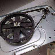 Tesco BM10/BM1333 Breadmaker Timing Belt