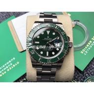 AR廠 Rolex 勞力士 潛航者型系列 綠水鬼 男生自動機械腕錶 大廠手錶 機械錶