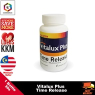 Vitalux Plus Time release 30 tablets Lutein Eye Supplement Vitamin Mata