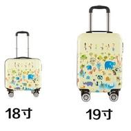 Wanxianglun Han กระเป๋าเดินทางใบเล็กสำหรับผู้หญิง,กระเป๋าเดินทางขนาดเล็กน่ารักสำหรับเด็กนักเรียนชายกระเป๋าเดินทางเช็คอินด้วยรหัสผ่านกระเป๋าเดินทางรถเข็นกล่องเก็บของท้ายรถ☎