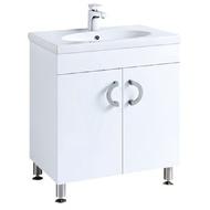 【馬桶先生】 國寶衛浴 E&T 面盆 浴櫃 L-2127/MC2127