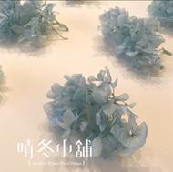 [晴冬小舖] 進口不凋花材-日本大地農園不凋金字塔繡球花 藍色 (乾燥花 不凋花 花圈、花束)3P2712