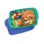 Jolly Tup 1L Lunch Box Bags Tupperware ★ SG Seller ★Authentic Tupperware Water Bottles ★Bento Box★Lifetime Warranty★