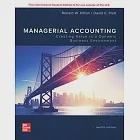 Managerial Accounting:Creating Value in a Dynamic Business Environment (ISE)(12版)