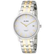 ALBA watch ALBA breath control AQGK441 Men's