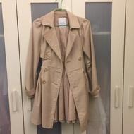 Dazzlin 風衣洋裝大衣