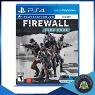 Firewall Zero Hour Ps4 แผ่นแท้มือ1!!!!! (Ps4 games)(Ps4 game)(เกมส์ Ps.4)(แผ่นเกมส์Ps4)Fire wall Zero Hour Ps4)(VR Game)