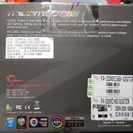 芝奇 G SKILL 幻光戟DDR4 3200 16GX2 32G CL16