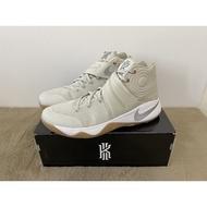 <優質二手>Nike Kyrie 2 米白 US11