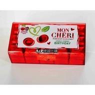 [A+F德國代購] Mon Cheri 櫻桃酒巧克力禮盒/  30入