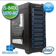 技嘉B360平台【邪兵鬥神】i5六核 GTX1070-8G獨顯 1TB效能電腦
