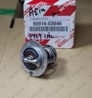 ของแท้ เบิกศูนย์ 100% วาล์วน้ำ Toyota AE100 AE101 AE111 AE112  5A-FE 4A-FE ไฮทอร์ค ตองหนึ่ง